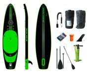 BLACK PEARL - Turbo - 351 cm - 11'6''  inflatable Sup
