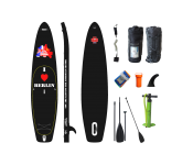 I love Berlin 3.53 - 11'6'' Touring inflatable SUP