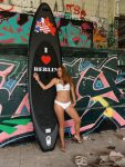 I love Berlin - ALLY ......                                   3.19 - 10.6''  Allround inflatable Sup
