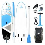 "SeaStar 10'8"" Stand Up Paddle Board 325 x86 x15cm (Blau)"