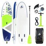"SeaStar 10'8"" Stand Up Paddle Board 325 x86 x15cm (Grün)"