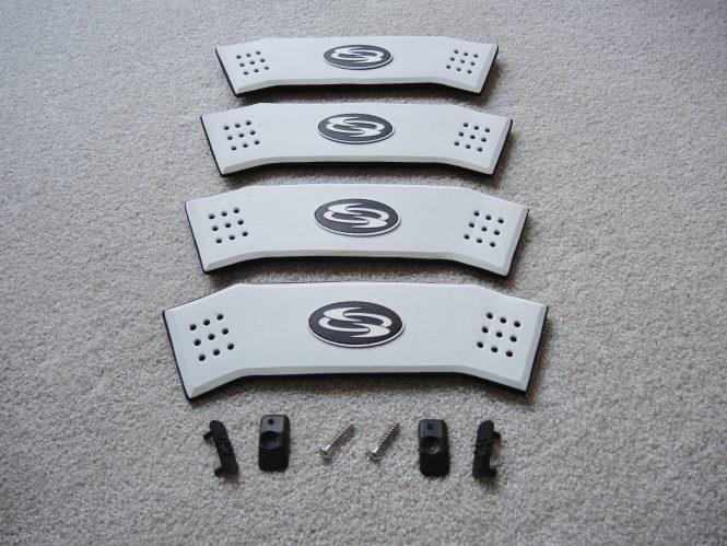 Fußschlaufe - EVA 3D incl. Plugs &. Schrauben